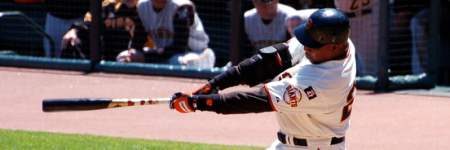 Barry Bonds photo by Ben Lei