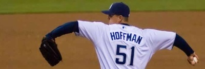 Trevor Hoffman by SD Dirk