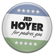 Jed Hoyer for Padres GM