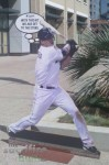 Padres Everth Cabrera Cutout