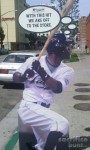 Padres Tony Gwynn Jr. Cutout
