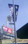 Padres Chris Young Banner