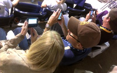 Padres Social Media Night